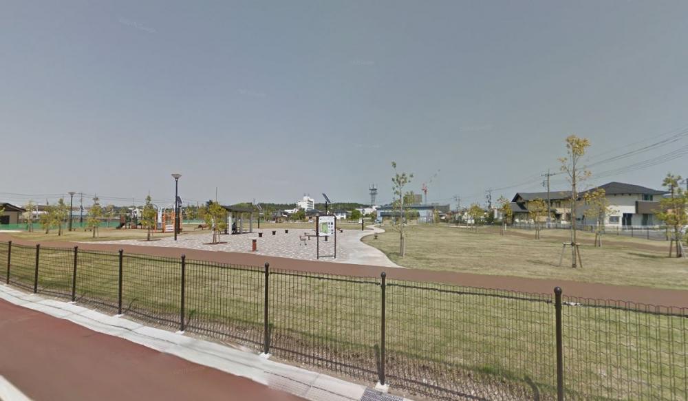 公園中央多目的公園まで732m(周辺)