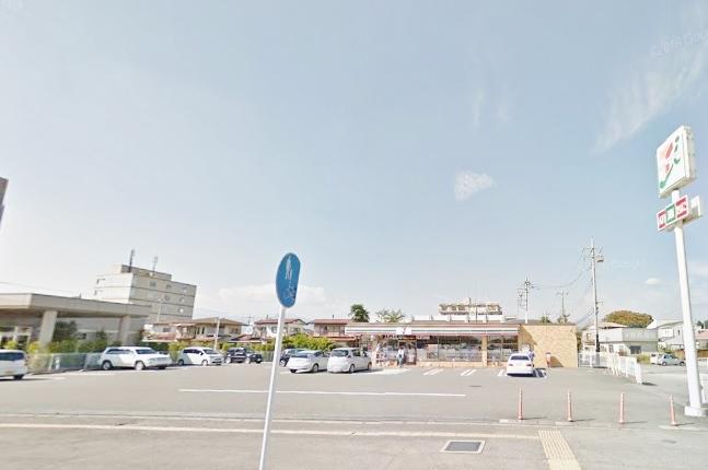コンビニエンスストアセブンイレブン西那須野三島中前店まで489m(周辺)
